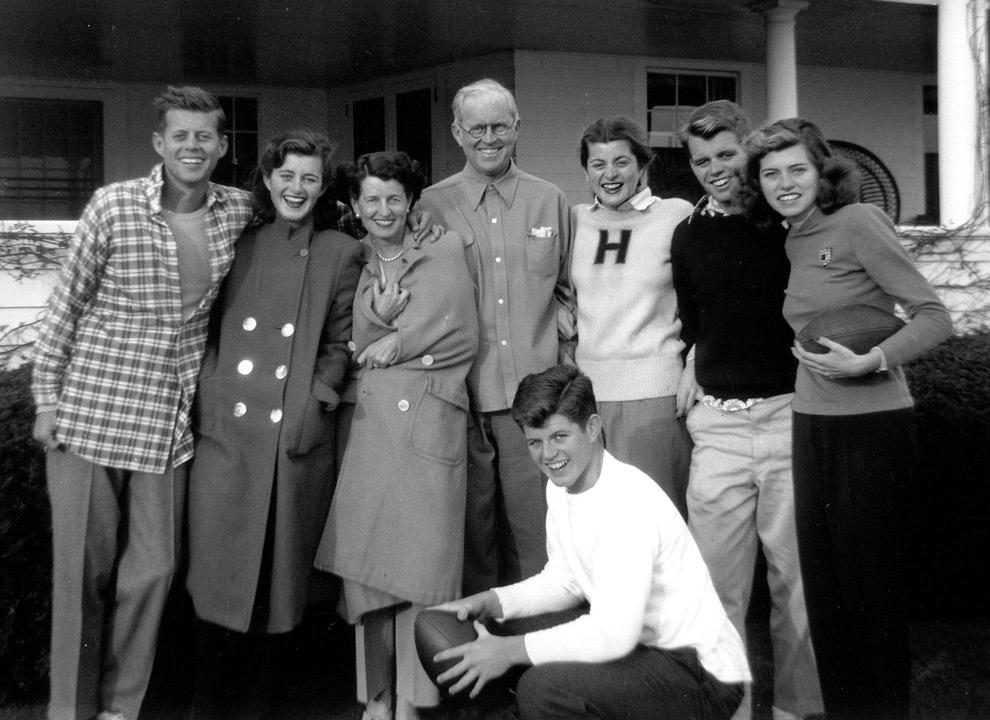 Kennedy Ailesi