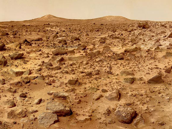 an analysis of a surface exploration of mars
