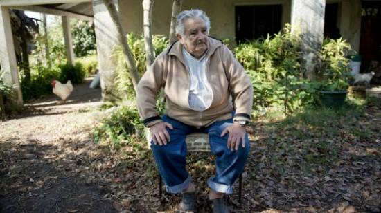 Хосе Мухика: самый «бедный» президент в мире