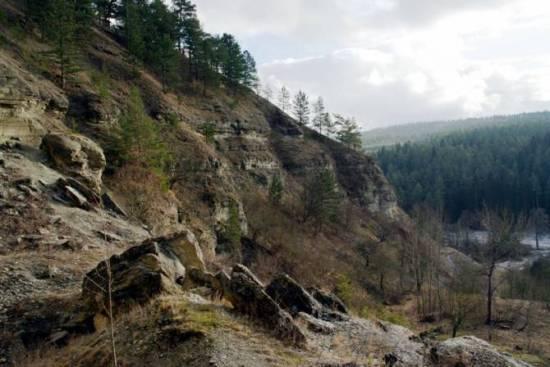 Третьего рейха супероружие «Радгум» долине Йонасталь